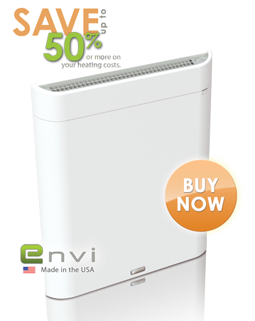 Perfect Solution Efficient Wall Mount Space Heater Eheat